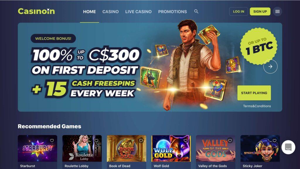 играть в онлайн-казино Casinoin