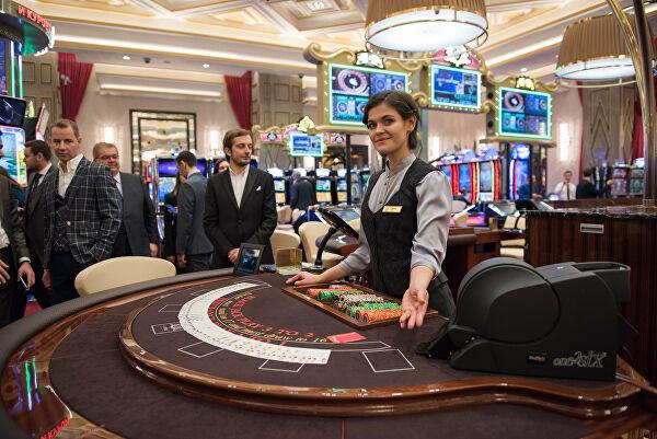 Красная Поляна казино