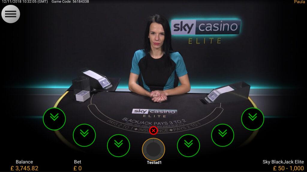 игры на Sky Casino